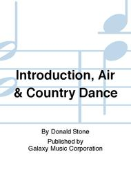 Introduction, Air & Country Dance