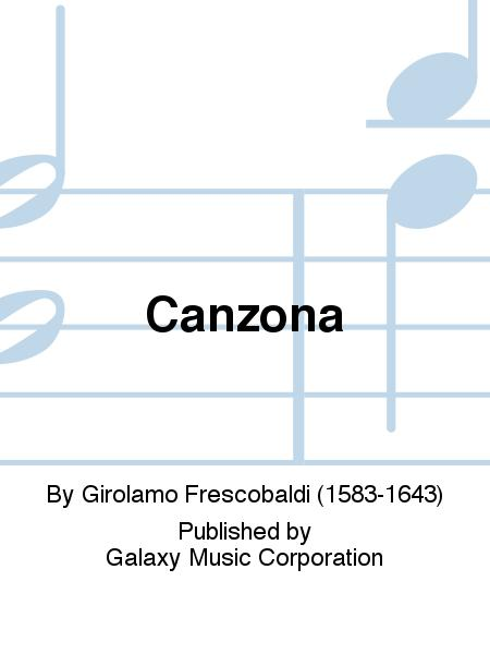 Canzona