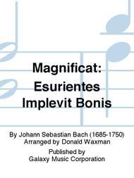 Magnificat: Esurientes Implevit Bonis
