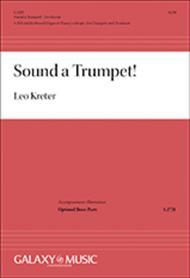 Sound a Trumpet! (Choral Score)