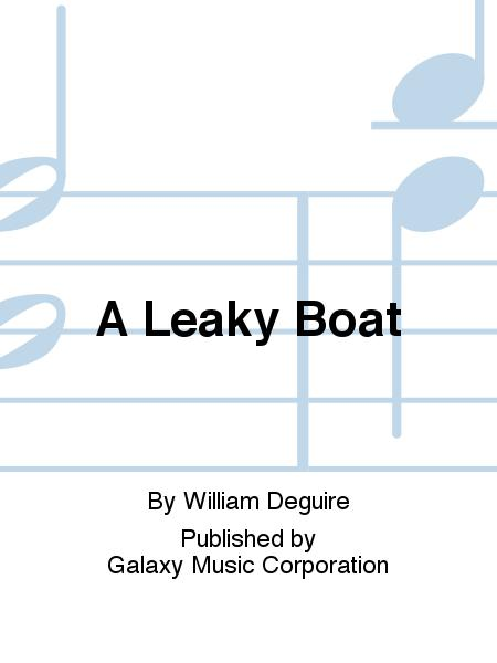 A Leaky Boat