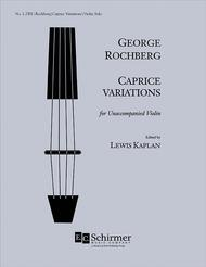 Caprice Variations