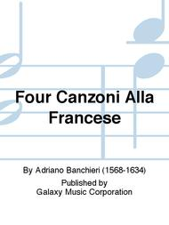 Four Canzoni Alla Francese