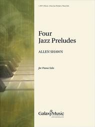 Four Jazz Preludes