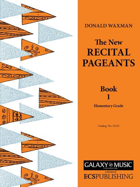 New Recital Pageants, Book 1