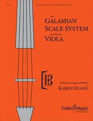 The Galamian Scale System For Viola (Volume 1)
