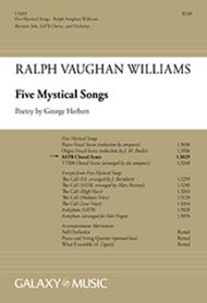Five Mystical Songs (Choral Part)