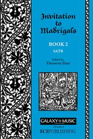 Invitation to Madrigals, Book 2
