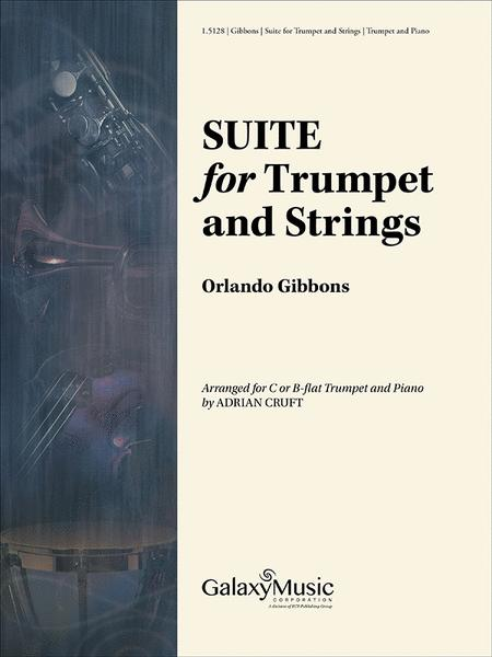 Suite for Trumpet and Strings (Tpt/Piano Score)
