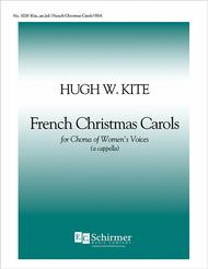 french christmas carols sheet music by hw kite sheet music plus
