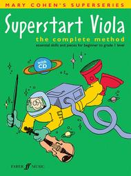 Superstart Viola (the Complete Method)