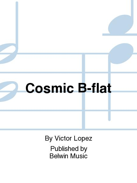 Cosmic B-flat