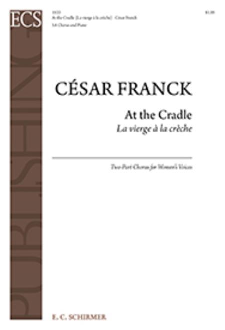 At the Cradle (La vierge a la creche)