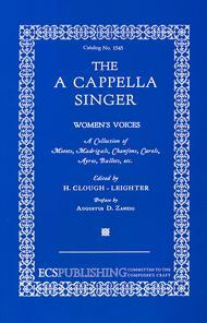 The A Cappella Singer