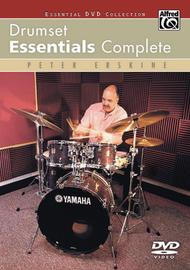 Drumset Essentials Complete (DVD)