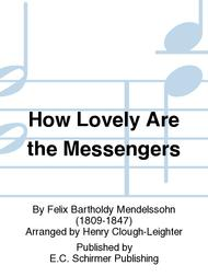 St. Paul: How Lovely Are the Messengers