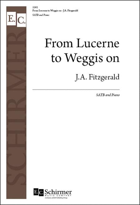 From Lucerne to Weggis On