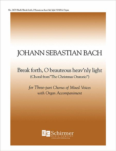 Christmas Oratorio: Break Forth, O Beauteous Heavenly Light, BWV 248
