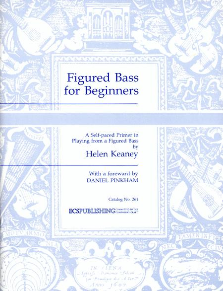 Figured bass for beginners sheet music by helen keaney sheet music preview figured bass for beginners fandeluxe Images