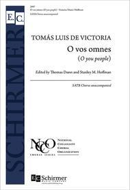 O vos omnes (O ye people)