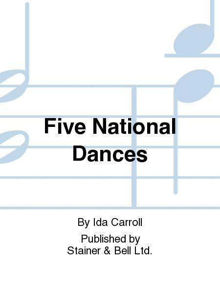 Five National Dances
