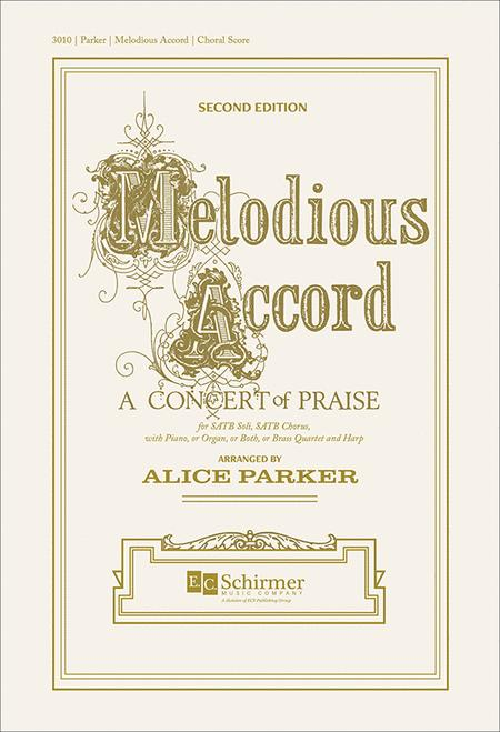 Melodious Accord A Concert of Praise