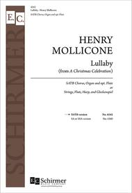 A Christmas Celebration: Lullaby (Choral Score)