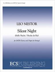 Silent Night (Stille Nacht/Noche de Paz) (Choral Score)