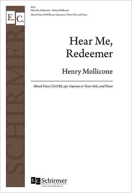 Hear Me, Redeemer Sheet Music By Henry Mollicone - Sheet