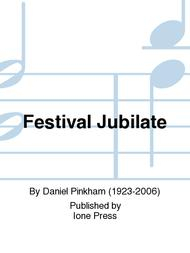 Festival Jubilate (Choral Score)