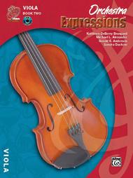 Orchestra Expressions: Student Edition, Book Two - Viola