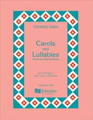 Carols and Lullabies (Choral Score)