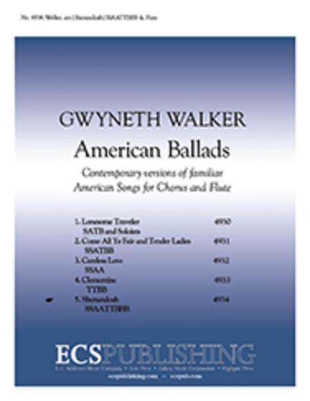 American Ballads: 5. Shenandoah