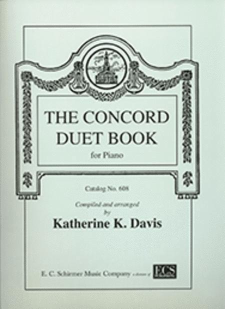 Concord Duet Book, Vol. I