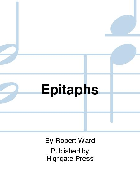 Sweet Freedom's Song: 6. Epitaphs
