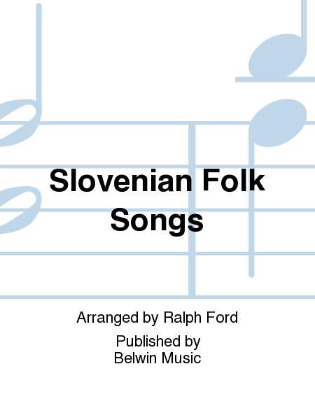 Slovenian Folk Songs