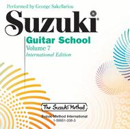 Suzuki Guitar School, Volume 7