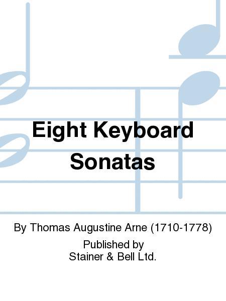 Eight Keyboard Sonatas