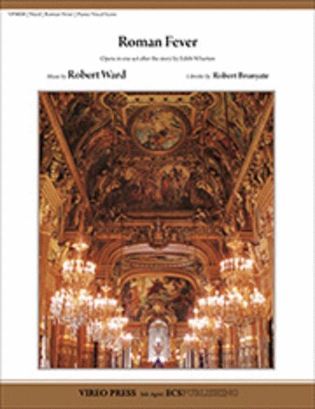 Roman Fever (Piano/Vocal Score)