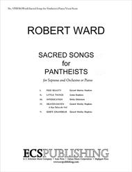 Sacred Songs for Pantheists (Piano/Vocal Score)