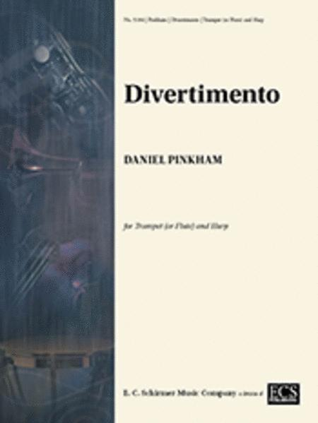 Divertimento for Trumpet and Harp