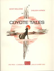 Coyote Tales (Piano/Vocal score)