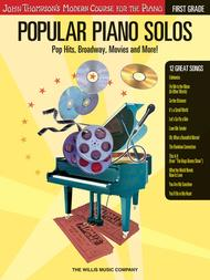Popular Piano Solos - First Grade