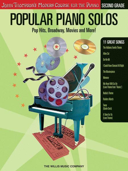 Popular Piano Solos - Grade 2