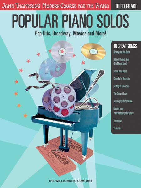 Popular Piano Solos - Grade 3