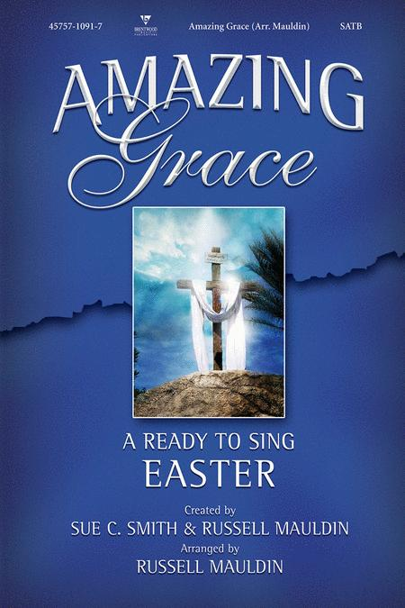 Amazing Grace (Split Track Accompaniment CD)