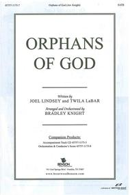 Orphans Of God (Orchestra Parts and Conductor's Score)