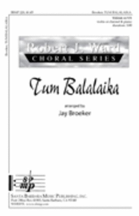 Tum Balalaika - Clarinet Part