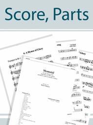 A La Nanita - Instrumental Score and Parts (includes Strings)