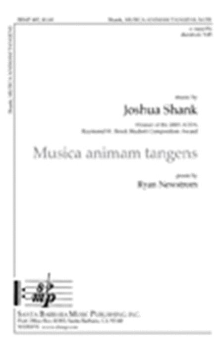 Musica animam tangens